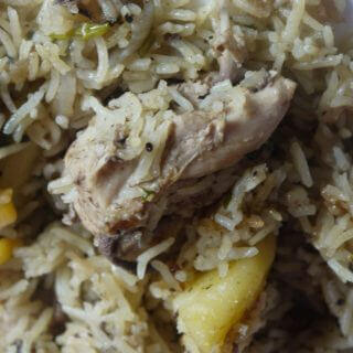 Pilau – Guest Post From Foodie in the desert