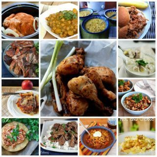 95 Easy Crock Pot Dinners