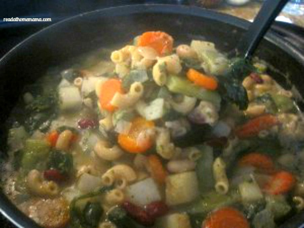 Finished-Minestrone