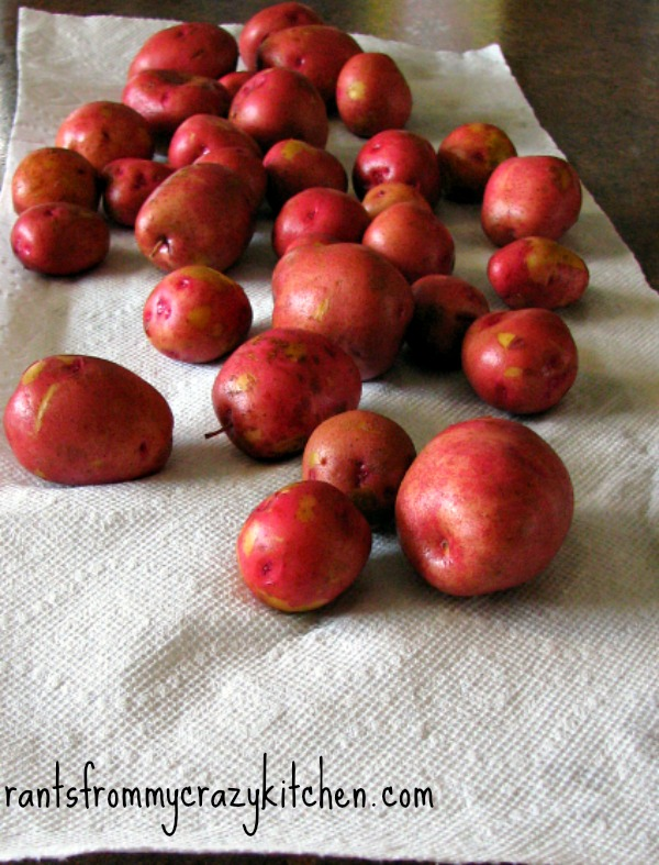 Small-Red-Potatoes