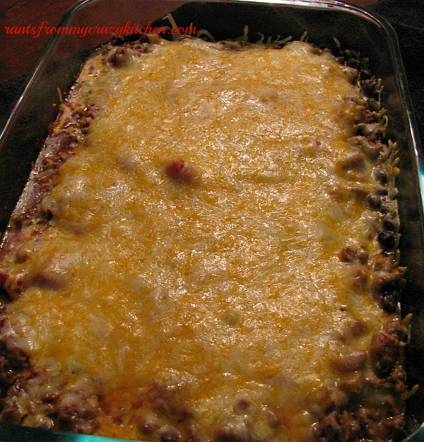 Baked Ultimate Nacho Topping