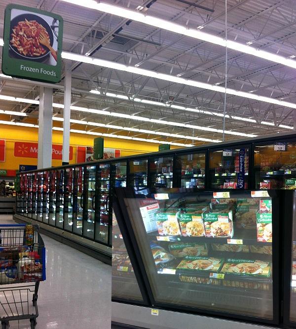 Marie Callender Walmart Aisle #ad