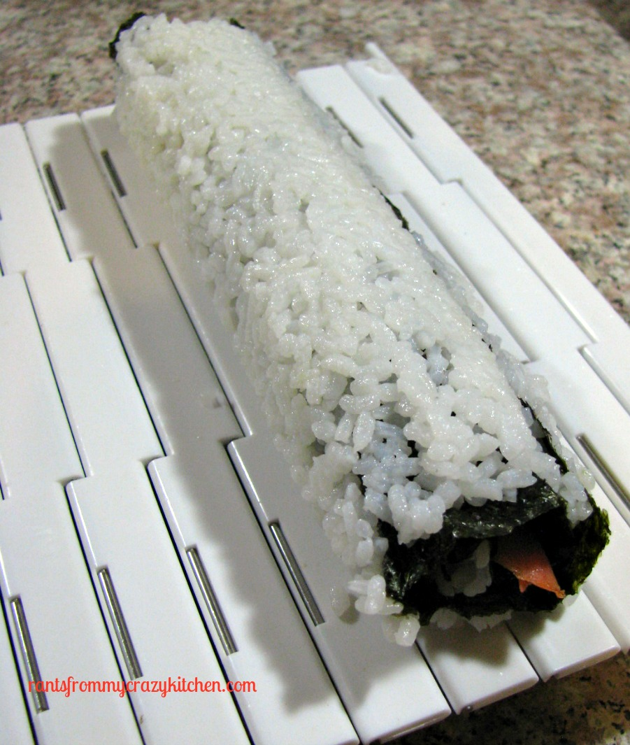Rolled Sushi