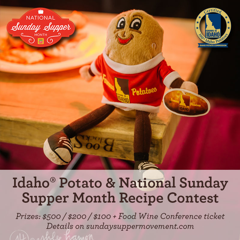 Idaho Potato Recipe Contest
