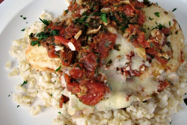20-Minute Italian Chicken Skillet